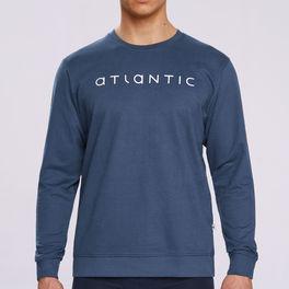 Bluza piżamowa nmt-032-granatowy Atlantic Atlantic