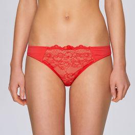 figi damskie mini bikini lp-2717-czerwony Atlantic