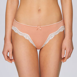 figi, mini bikini <br> beżowy, LP-2707 - Atlantic Atlantic