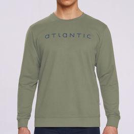 Bluza piżamowa nmt-032-khaki Atlantic Atlantic