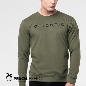 bluza piżamowa <br> khaki, NMT-032 - Atlantic