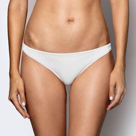 <b>2 szt.</b>, figi mini bikini <br> biały, BLP-050 - Atlantic
