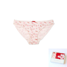 <b>3-PACK</b>, figi mini bikini <br> mix kolorów, 3LP-141 - Atlantic