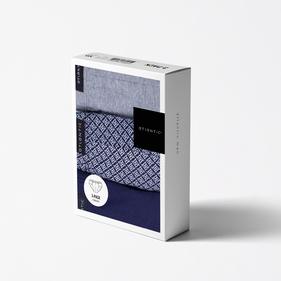 3-pack slipów męskich sport <br> 3MP-061-mix Atlantic