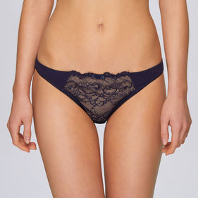 figi, mini bikini <br> granatowy, LP-2717 - Atlantic