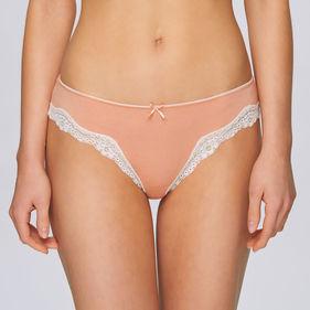 figi, mini bikini <br> beżowy, LP-2707 - Atlantic