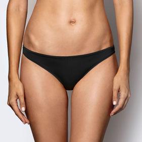 <b>2 szt.</b>, figi mini bikini <br> czarny, BLP-050 - Atlantic